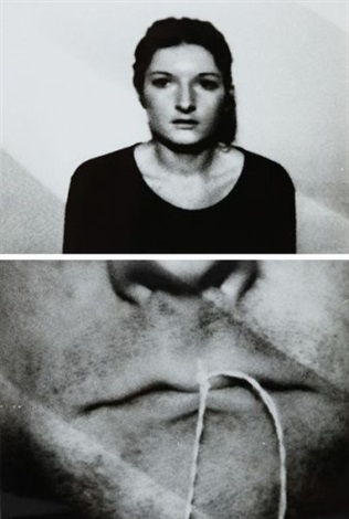 talking about similarity (set of 4) by ulay & marina abramovic