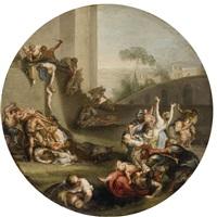 massacre of the innocents by simon de vos