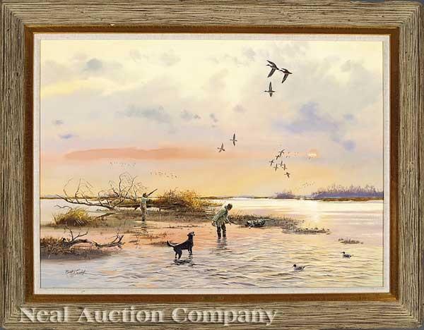 duck hunting by brett james smith