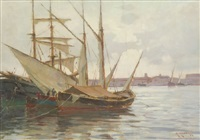 barche by renuccio renucci
