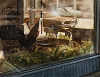 corner window by ken danby