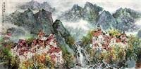 泉声竟日 by xiao han