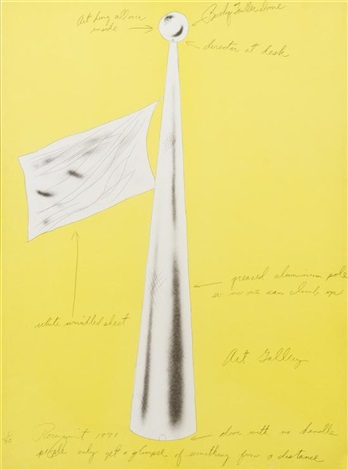 art gallery by james rosenquist