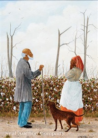 a walk by the cotton fields by jack meyers