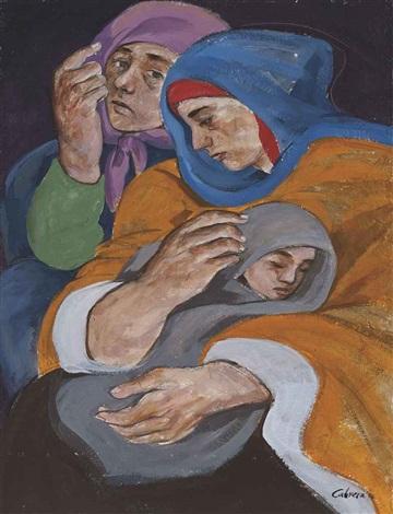 the family (image of sarejevo) by benedicto cabrera