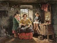 familienidylle by lorenzo cecconi