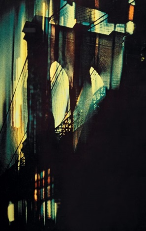 the bridge by gordon parks