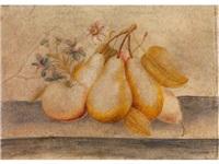 kleines früchtestilleben auf pergament by anonymous-flemish (17)