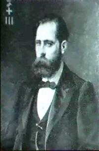 retrato de caballero by salvador martínez cubells