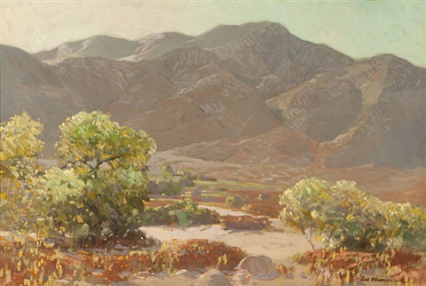 tranquility foothill landscape by jack wilkinson smith