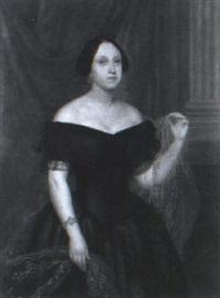 ritratto di nobildonna by carlo labarbera
