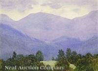mountain dawn by clifton a. wheeler