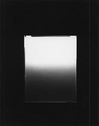 kontakte eines bis zur hälfte belichteten negativs (from bildanalytische photographie) by timm rautert