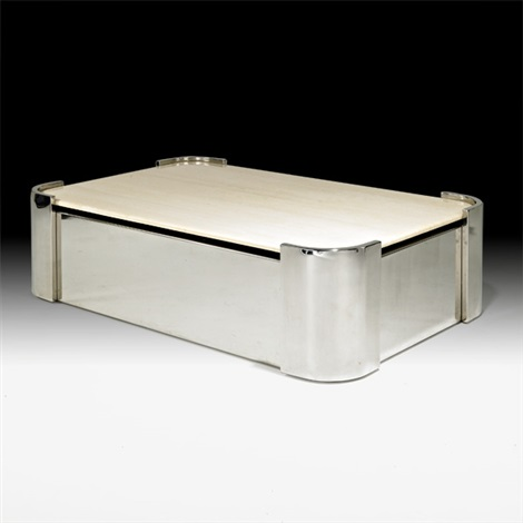 coffee table by pace manufacturing (co.)