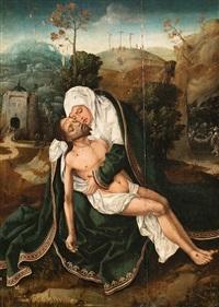 piedad by roger van der weyden