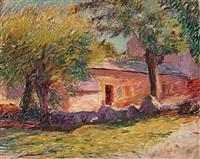 paisajes mallorquines (2 works) by pere isern alié