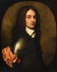 portrait of prince ruprecht of the rhine (?) by pieter harmensz verelst