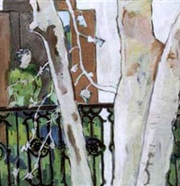 french quarter balcony by rise delmar ochsner
