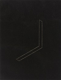 bl. 6 aus: twenty-two constructions from by fred sandback
