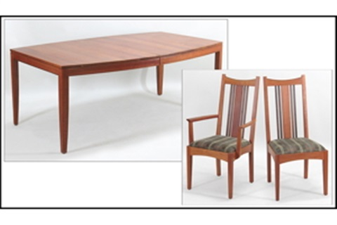 Enjoyable Metropolitan Collection Dining Table Stickley Montauk Dining Alphanode Cool Chair Designs And Ideas Alphanodeonline