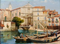 venezianische ansicht by calcedonia reina