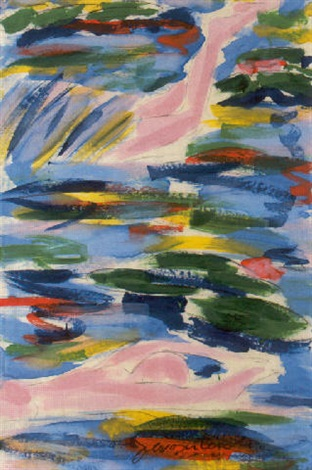 Seerosenteich By Salome Wolfgang Ludwig Cihlarz On Artnet
