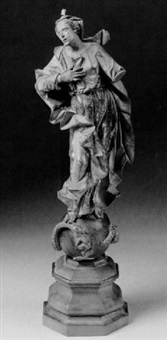 maria immaculata by johann georg bschorer