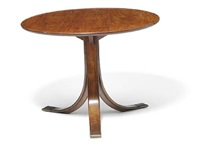side table by frits henningsen