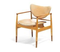 fj 48 armchair by finn juhl