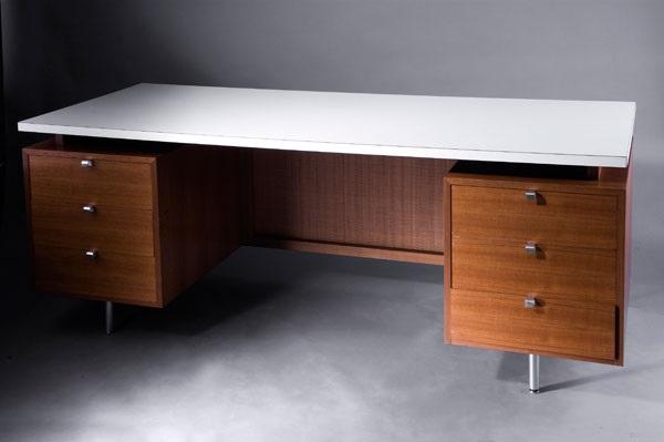 Schreibtisch modern  Schreibtisch mmg - Modern Management Group by George Nelson on artnet