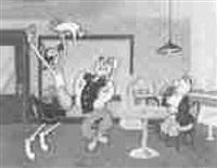 wimpy's cafe by fleischer studios