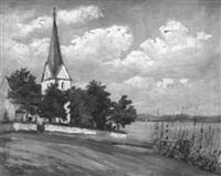 kleine kirche am chiemsee by paul götz-racknitz