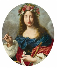 allegory of justice by cesare dandini