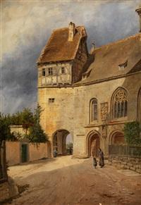 burgstadt by joseph langl