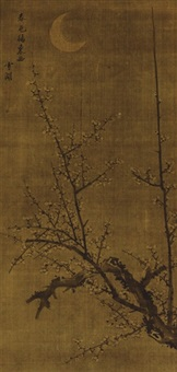 fragrance of the plum blossoms by liu shiru