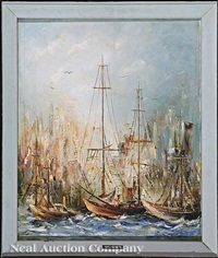 the harbor by margaret zierer smith