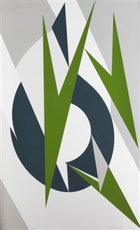 embrace (olympics) by lee krasner