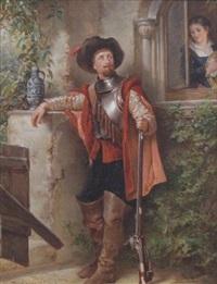 danger and discipline by robert alexander hillingford