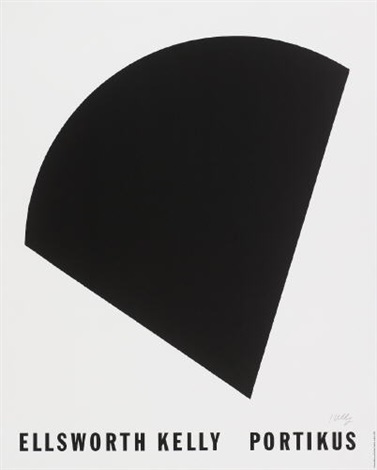 yellow curve portikus by ellsworth kelly