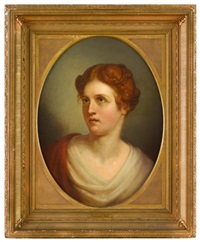 erinna by rembrandt peale