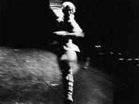 silhouette rudolf nurejew by efraim habermann