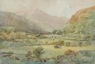 glenmalure co. wicklow by gladys wynne
