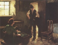 daddy's home by henry raeburn dobson
