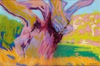 tronco de olivo by ramon sanvisens