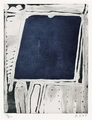 center square by richard diebenkorn