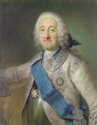 porträt des grafen johann franz von rothenstein, freiherr von prettlack by georg khristopher groot