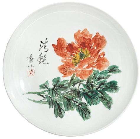 flower by qiao mu