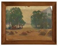 morro bay by kathryn woodman leighton