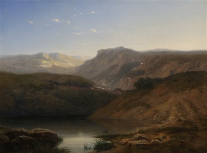 artwork by alexandre calame