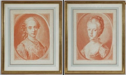 louis xv 4 others 5 works by louis marin bonnet